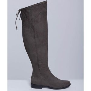 Lane Bryant Wide Calf Over the Knee Tall Boots